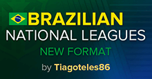Brazil New Leagues System 2019
