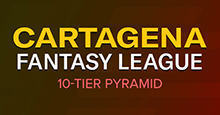 Cartagena Fantasy League for FM19