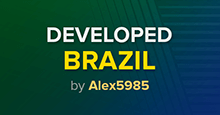 Developed Brazil