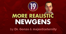 More Realistic Regens / Newgen Fix for FM19