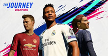EA's FIFA the Journey Database