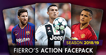 Action Facepack 2019 by CarlosFierro