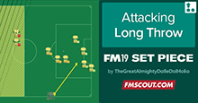 Attacking Long Throw - Goals Granted