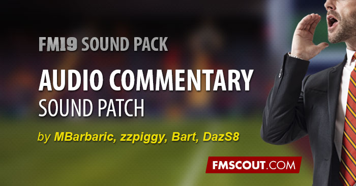 FM 2019 Other Files - FM2019 Audio Commentary