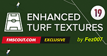 Fez's Enhanced Turf Textures FM19