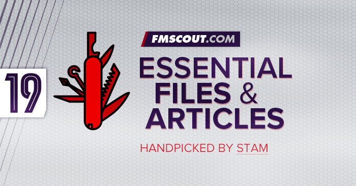 Football Manager 2019 Essential Addons & Articles | FM Scout