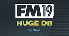 Huge Database Addon for FM19
