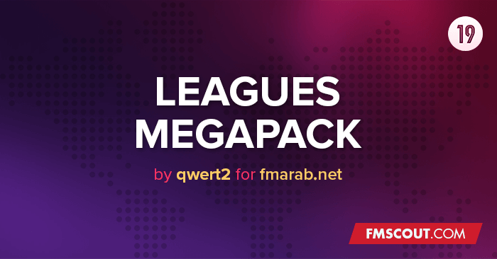 World Leagues Megapack 2019