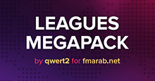 World Leagues Megapack 2019 by qwert2
