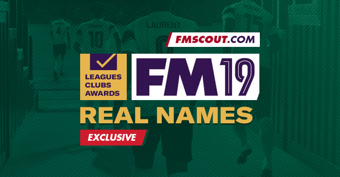 Football Manager 2019 Data Updates - Football Manager 2019 Real Names Licence Fix