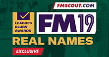 Football Manager 2019 Real Names Licence Fix