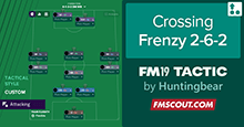 "FM19 Tactic: ""Crossdresser 2-6-2"" by Huntingbear"