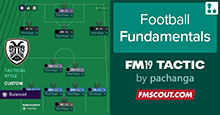 FM19 Football Fundamentals / PAOK