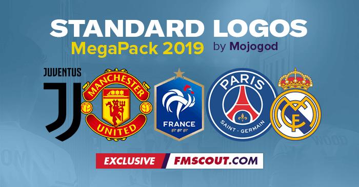 Football Manager 2019 Logo Packs - FM 2019 Standard Logo Pack Beta Release