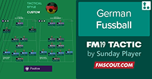 German Fussball - Physical football with clean sheets