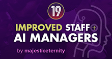 Improved AI Managers & Staff for FM19