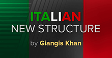 Italian New Structure for FM19