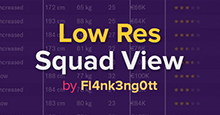 Low Res Squad View by FL4NK3NG0TT
