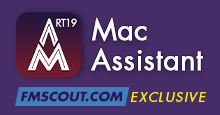 MacAssistant RT for FM19