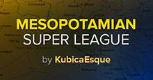 Mesopotamian Super League for FM19