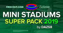 Mini Stadiums Superpack 2019