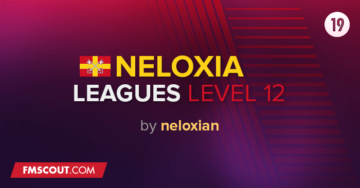 Neloxia Fantasy Level 12 for FM19 | FM Scout