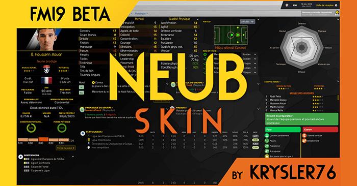 Neub Skin FM19 v.BETA