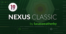 Nexus Classic skin for FM19