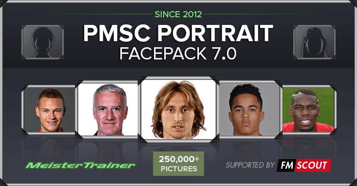 PMSC Facepack 2019