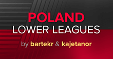 Poland National Leagues (Level 9) for FM19