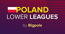 Polish Lower Leagues (down to 4th level) by Bigpole
