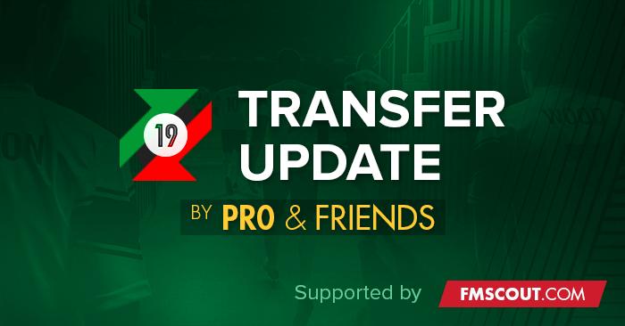 Football Manager 2019 Data Updates - FM19 Transfers & Data Update Packs by pr0 + FMTU