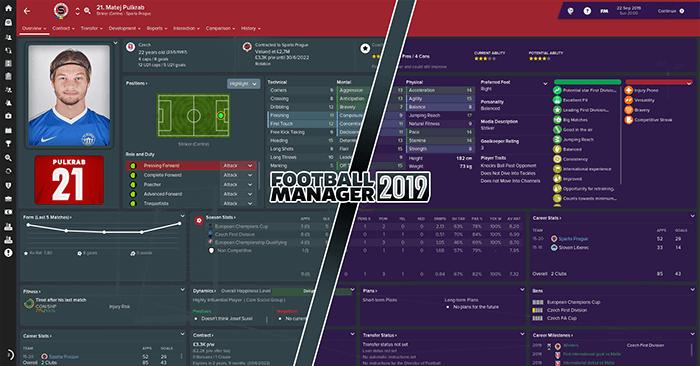 Football Manager 2019 Skins - Rensie FM19 Skins v1.2