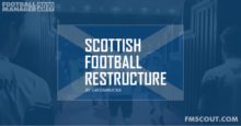 Scottish Football Restructure