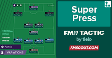 Super Press for FM19 by tieio