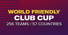 FM19 World Friendly Club Cup