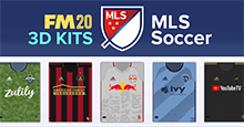 3D Kits: USA - MLS 2019