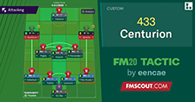 433 Centurion // High-scoring FM20