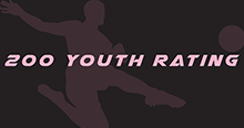All Nations 200 Youth Rating