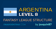Argentina fantasy leagues (3660 clubs)