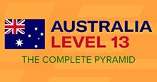 FM20 Australia Complete Pyramid - 13 Levels Activated