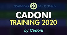 Cadoni's Advanced Training Schedules for FM 2020