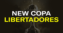 Copa Libertadores edited for FM20