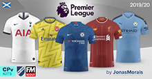 CPv English Premier League Kits 2019/20