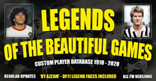 The Legends Of The Beautiful Games