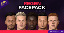 FM20 Better Regen Faces - FIFA Edition