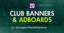 Club Banners & Adboards for FM20