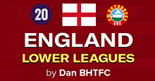 FM 2020 England Lower Leagues to Level 20