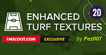 Fez's Enhanced Turf Textures FM20