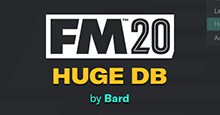 Huge Database Addon for FM20